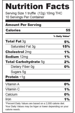 nutrition-facts-label-Apple Crisp Truffles-01